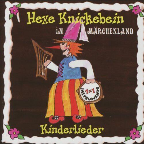 Hexe Knickebein - Hexe Knickebein im Märchenland - Preis vom 27.02.2021 06:04:24 h
