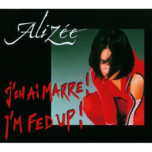 Alizee - J'en ai marre - I'm fed up [MAXI-CD] - Preis vom 08.04.2021 04:50:19 h