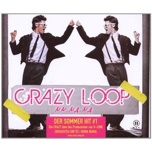 Crazy Loop - Crazy Loop (Mm-Ma-Ma) - Preis vom 21.01.2021 06:07:38 h