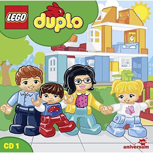 LEGO Duplo - Lego Duplo CD 1 - Preis vom 18.10.2020 04:52:00 h
