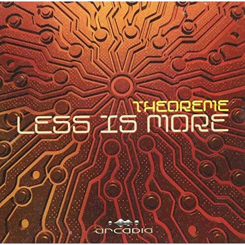 Theoreme - Less Is More - Preis vom 20.10.2020 04:55:35 h