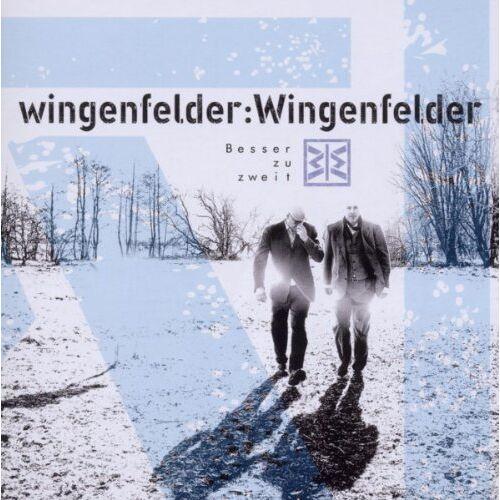 Wingenfelder:Wingenfelder - Besser zu Zweit - Preis vom 07.03.2021 06:00:26 h