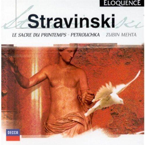 Mehta - Strawinski/Sacre/+ - Preis vom 20.10.2020 04:55:35 h