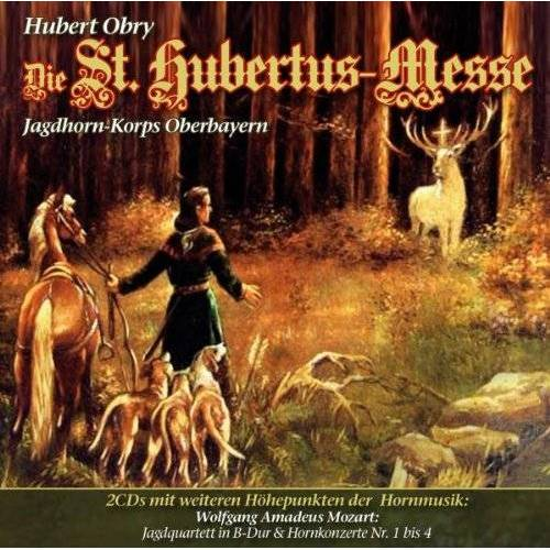 Various - Die St.Hubertus Messe - Preis vom 20.10.2020 04:55:35 h