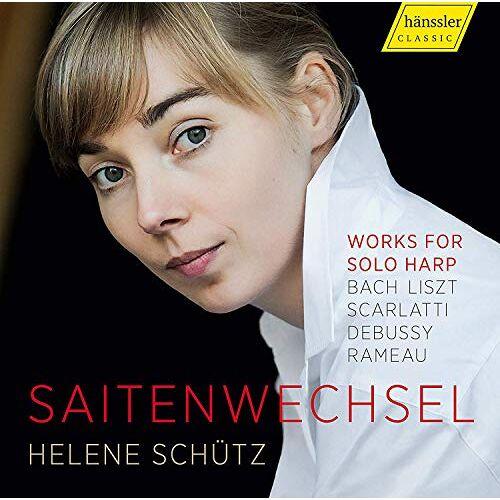 Helene Schuetz - Saitenwechsel-Works for Solo Harp - Preis vom 20.10.2020 04:55:35 h