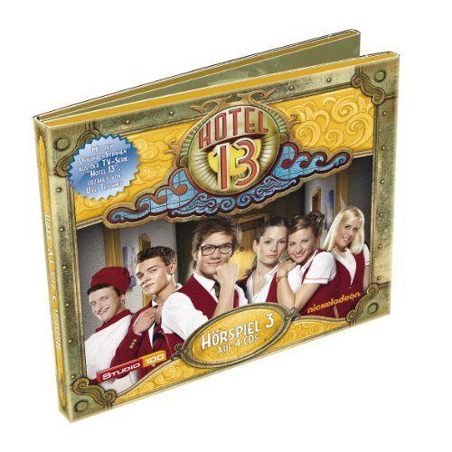 Hotel 13 - Hotel 13-Hörspiel CD Band 3 - Preis vom 20.10.2020 04:55:35 h