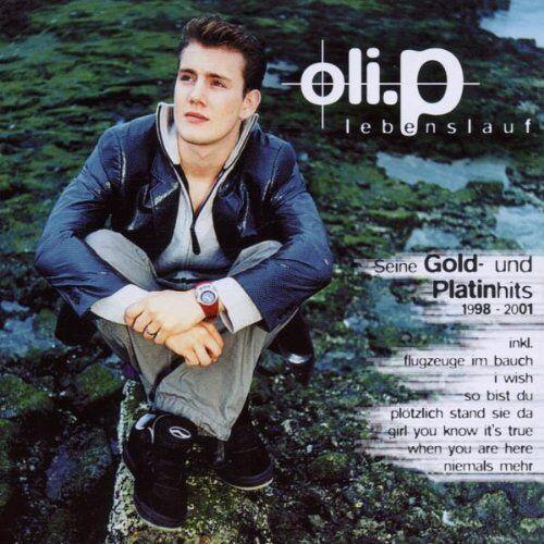 Oli.P - Lebenslauf/Gold&Platin 98-01 - Preis vom 16.04.2021 04:54:32 h
