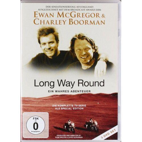 David Alexanian - Long Way Round [Special Edition] [3 DVDs] - Preis vom 20.10.2020 04:55:35 h