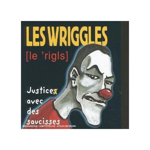 les Wriggles - Justice avec des Saucisses - Preis vom 20.10.2020 04:55:35 h