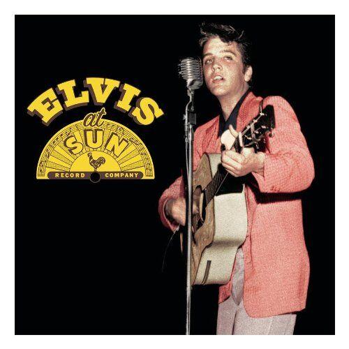 Elvis Presley - Elvis at Sun - Preis vom 20.10.2020 04:55:35 h