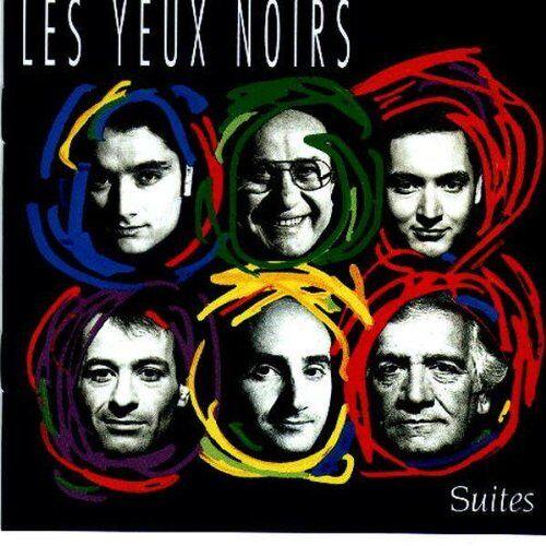 Les Yeux Noirs - Suites (Yiddish-Tziganes) - Preis vom 09.12.2019 05:59:58 h