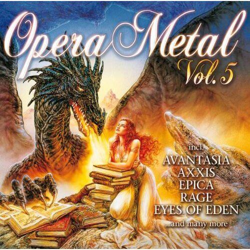 Various - Opera Metal Vol.5 - Preis vom 13.05.2021 04:51:36 h