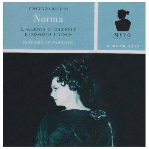 Vincenzo Bellini - Bellini:Norma - Preis vom 18.04.2021 04:52:10 h