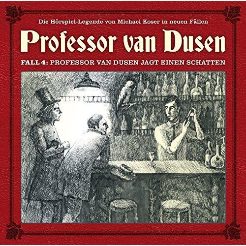 Professor Van Dusen - 04:Professor Van Dusen Jagt Einen Schatten - Preis vom 15.05.2021 04:43:31 h