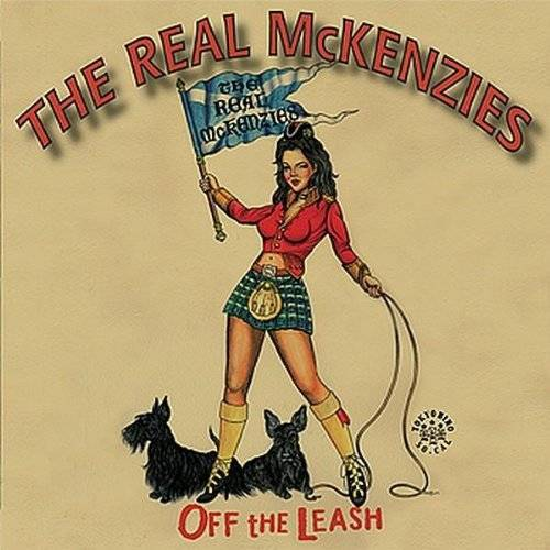 the Real Mckenzies - Off the Leash - Preis vom 26.01.2020 05:58:29 h