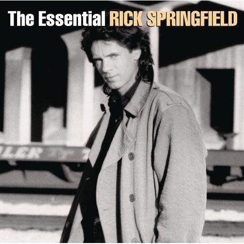 Rick Springfield - Essential Rick Springfield - Preis vom 23.02.2021 06:05:19 h