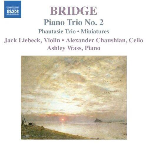 Jack Liebeck - Klaviertrios/Miniaturen - Preis vom 20.10.2020 04:55:35 h