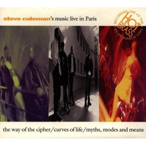 Steve Coleman - Steve Coleman'S Music Live in - Preis vom 21.10.2020 04:49:09 h