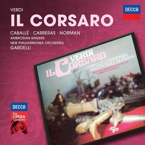 Caballe - Il Corsaro (Decca Opera) - Preis vom 06.09.2020 04:54:28 h