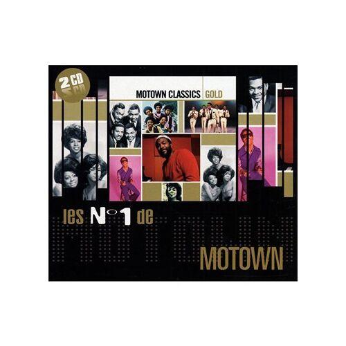 Motown Classics Gold - Les No 1 de Motown Classics Gold - Preis vom 18.04.2021 04:52:10 h