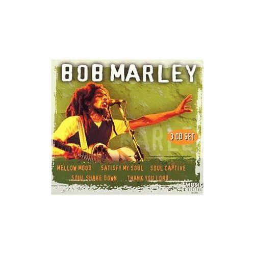 Bob Marley - Bob Marley [3-CD-Box] - Preis vom 19.01.2021 06:03:31 h