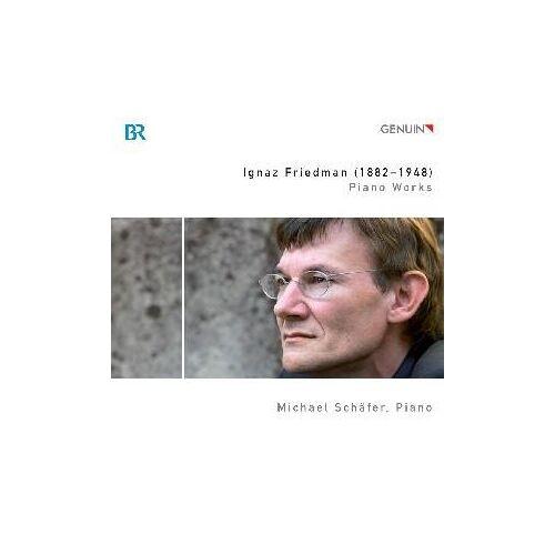 Michael Schäfer - Friedman: Klaviermusik - Preis vom 08.05.2021 04:52:27 h