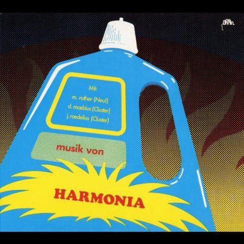 Harmonia - Musik Von Harmonia - Preis vom 15.01.2021 06:07:28 h