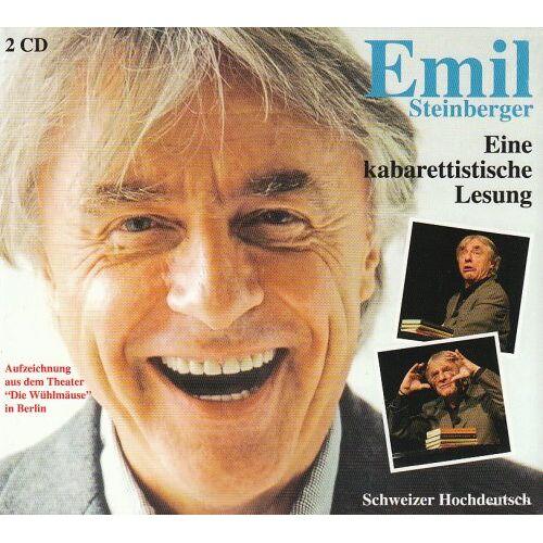 Emil Steinberger - Emil-Eine Kabarettistische l - Preis vom 07.05.2021 04:52:30 h