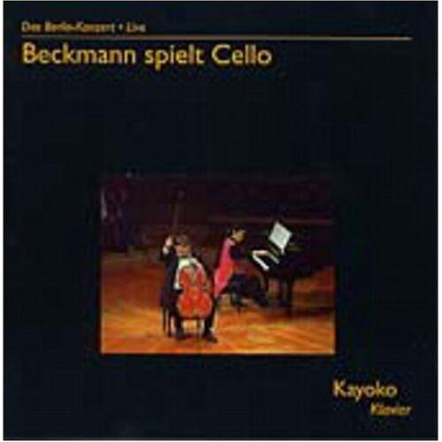Thomas Beckmann - Beckmann spielt Cello - Preis vom 16.01.2020 05:56:39 h