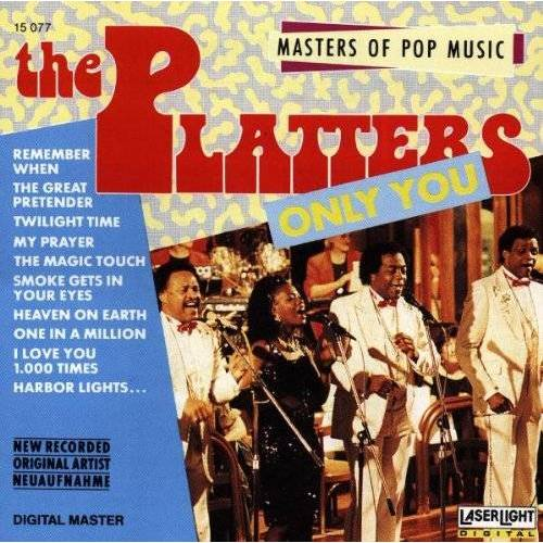 The Platters - The Platters Only You - Preis vom 10.12.2019 05:57:21 h