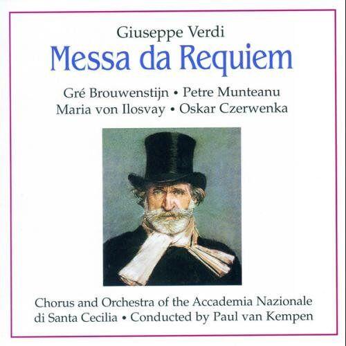 Kempen, Paul Van - Requiem - Preis vom 25.01.2021 05:57:21 h