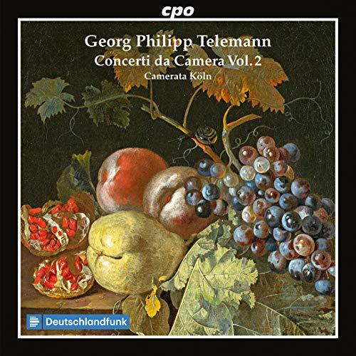 Camerata Köln - Concerti Da Camera Vol.2 - Preis vom 14.05.2021 04:51:20 h