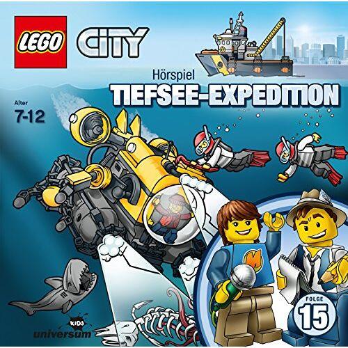Lego City - Lego City 15: Tiefsee-Expedition - Preis vom 03.04.2020 04:57:06 h