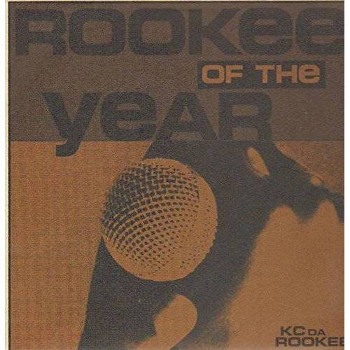 Kc Da Rookee - Rookee of the Year [Vinyl Single] - Preis vom 20.10.2020 04:55:35 h