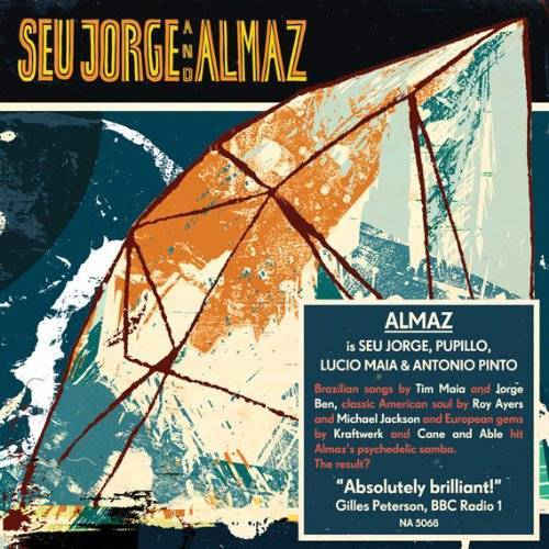 Jorge, Seu and Almaz - Seu Jorge and Almaz (Usa Version) - Preis vom 20.10.2020 04:55:35 h