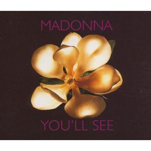 Madonna - You'Ll See/Rain - Preis vom 21.01.2020 05:59:58 h