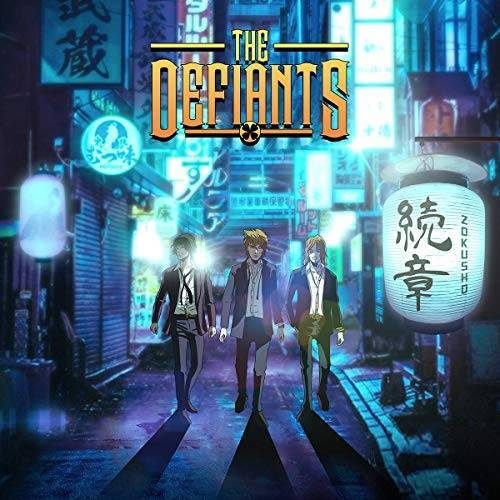 the Defiants - Zokusho - Preis vom 25.02.2021 06:08:03 h