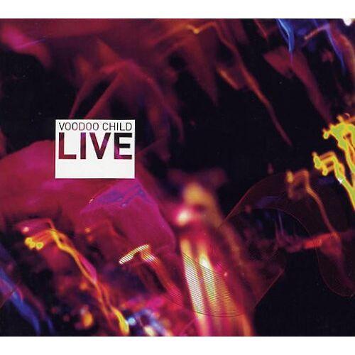 Voodoo Child - Voodoo Child Live - Preis vom 25.10.2020 05:48:23 h