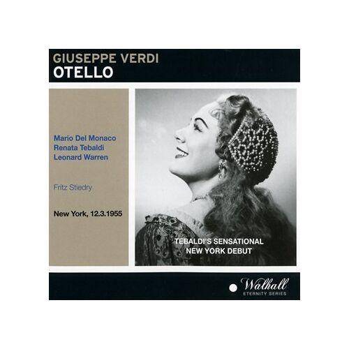 Verdi:Otello [1955] - Otello: Del Monaco,Tebaldi,Warren Met - Preis vom 19.01.2021 06:03:31 h