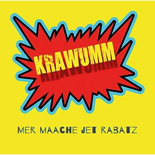 Krawumm - Mer Maache Jet Rabatz - Preis vom 24.02.2021 06:00:20 h