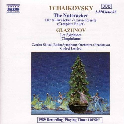 - Tschaikowsky: Nussknacker / Glasunow: Les Sylphides - Preis vom 28.02.2021 06:03:40 h