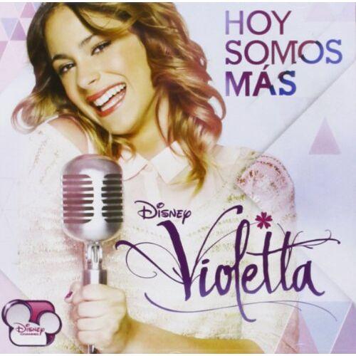 Violetta - Hoy Somos Mas - Preis vom 24.01.2020 06:02:04 h