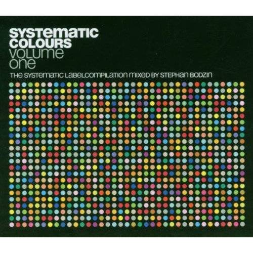 Stephan V.a.Mixed By Bodzin - Systematic Colours Vol.1 - Preis vom 27.02.2021 06:04:24 h