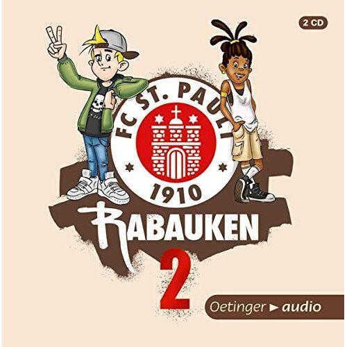 Tina Blase - FC St. Pauli Rabauken 2: (2CD) - Preis vom 18.04.2021 04:52:10 h