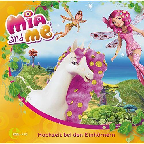 Mia and Me - Mia and me Hochzeit bei den Einhörnern, Das Original-Hörspiel zum Buch, Folge 2 - Preis vom 13.11.2019 05:57:01 h