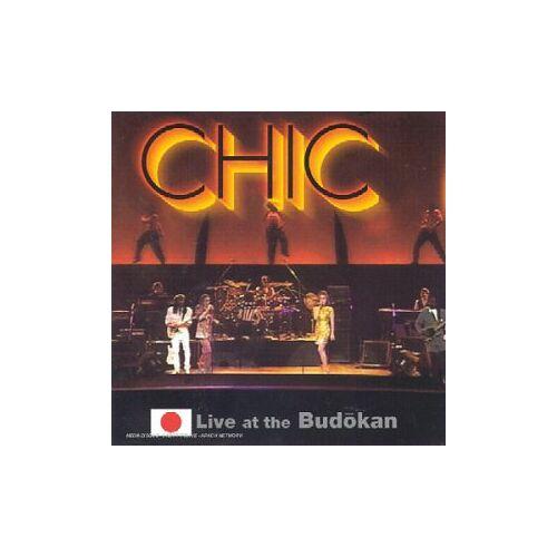 Chic - Live At The Budokan - Preis vom 28.03.2020 05:56:53 h