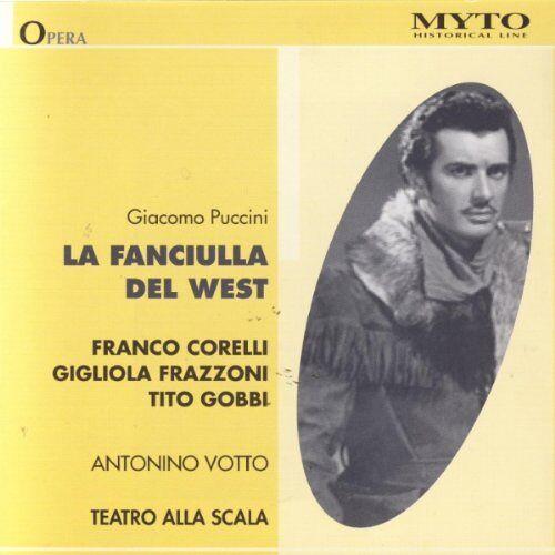 Corelli - La Fanciulla Del West - Preis vom 13.05.2021 04:51:36 h