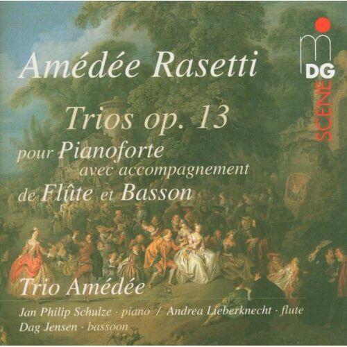 Lieberknecht - Trios 1-3 Op.13 - Preis vom 20.10.2020 04:55:35 h