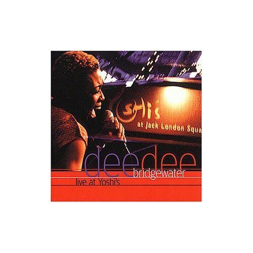 Bridgewater, Dee Dee - Live at Yoshi'S - Preis vom 08.05.2021 04:52:27 h