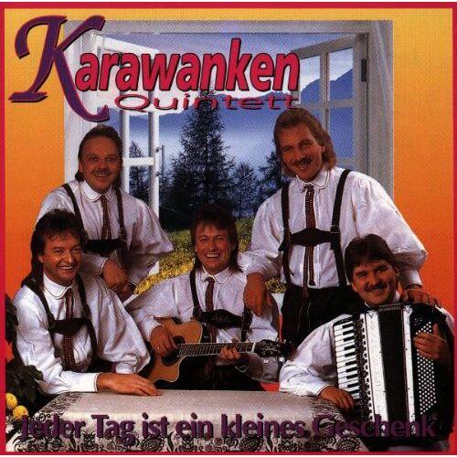 Karawanken Quintett - Jeder Tag Ist Ein Kleines Gesc - Preis vom 05.03.2021 05:56:49 h